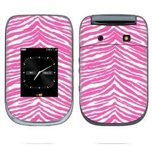Pink Zebra Decorative Skin Cover Decal Sticker for