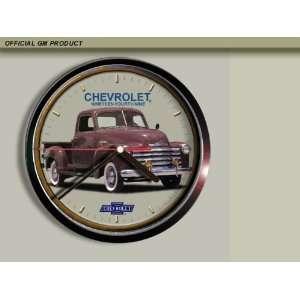 1949 Chevrolet Chevy Pickup Truck Wall Clock E002