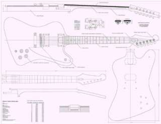 Instrument Plans | Guild of American Luthiers
