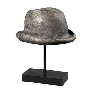 Sterling Industries 93 10075 Tribly Hat On A Stand