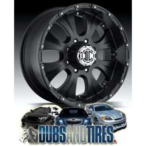 16 Inch 16x8 2 Crave wheels NX 2 Chrome wheels rims