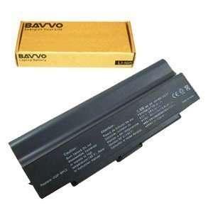 Bavvo Laptop Battery 9 cell for Sony VGC LB50 VGC LB50B
