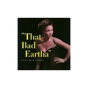That Bad Eartha  7 Double Set: Eartha Kitt: Music