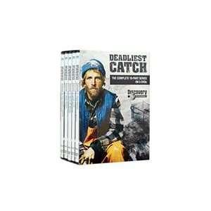 Discovery Channel Deadliest Catch Season One Dvd Box Set