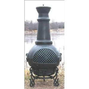 Gatsby Style Chiminea: Home & Kitchen