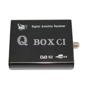 TV Box for Watching Satellite PayTV Channels Computers & Accessories