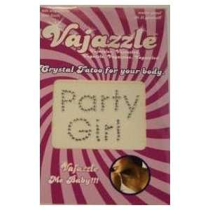 Vajazzle Party Girl: Health & Personal Care