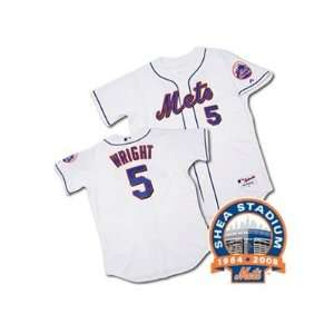 Signed David Wright Uniform   White PREORDER Sports & Outdoors