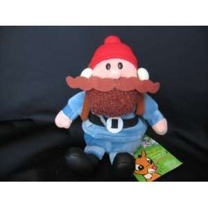 Yukon Cornelius Island of Misfit Toys 7 Plush Ornament