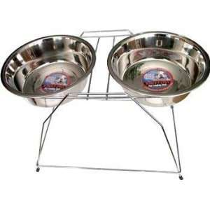 Top Quality Stainless Steel High Double Diner 3 Quart