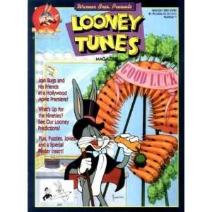 Looney Tunes Magazine #1 (Winter 1989/1990) John Albano