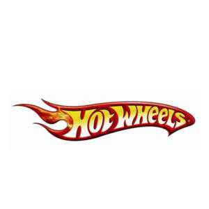 HOT WHEELS LOGO T SHIRT IRON ON TRANSFER 3 SIZES