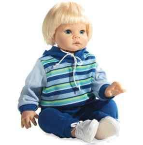 New Lee Middleton Duncan Toddler Boy Doll 19