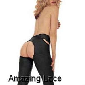 Suspender Pantyhose Shaper Top Support Open Back Girdle S M L 1X 2X 3X