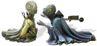 SALVADOR DALI Tristan Isolde Sculpture Figurine ballet