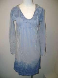AnM by Anama Womens Long Sleeve Dress w/Hood #167 g