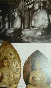 Buddha Art Tattoo Flash Zen Buddhism Japan Statue