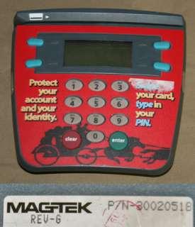 MAGTEK REV G P/N 30020518 APTM ATM PIN PAD CARD READER