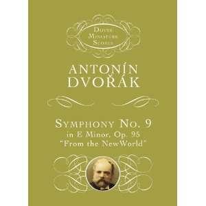 Dover Miniature Music Scores) [Paperback]: Antonin Dvorak: Books