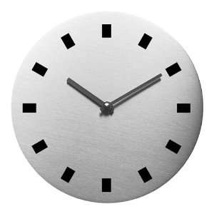 Steel Design Wallclock WALLI Ø 8 in. No.3423