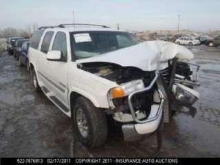 Steering Gear/Box 01 02 GMC YUKON XL 1500 2001 2002