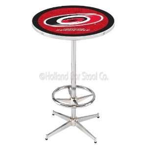 Carolina Hurricanes NHL Hockey L216 Pub Table