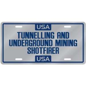 New  Usa Tunnelling And Underground Mining Shotfirer