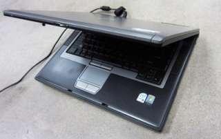 Dell Latitude D820 Laptop T2600 2.16Ghz 2GB 120GB CDRW 15