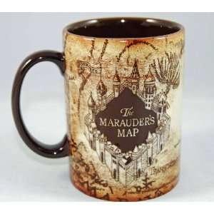 Wizarding World of Harry Potter Marauders Map Mug