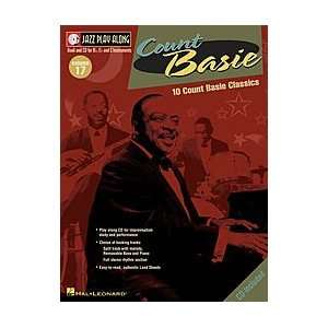 Jazz Play Along Count Basie Vol. 17 Book and CD Musical Instruments