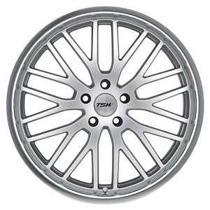 19 5x112 TSW Snetterton Mesh Wheels Rims Volkswagen MK5 MK6 Jetta GTI
