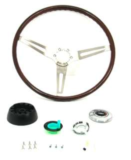1969 Camaro Steering wheel kit Rosewood Chevelle Nova Impala