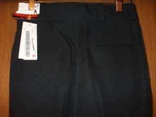 Police/Fire/Rescue Polyester Twill Black Western Pants Hercules Size