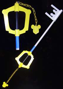 Kingdom Hearts Sora Keyblade Large Size 39 1/2cosplay