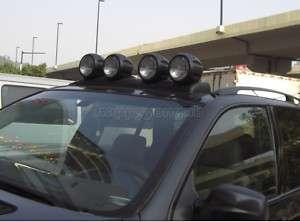 2002 2011 Jeep Wrangler Xie roof Light Bar OTR Antifog