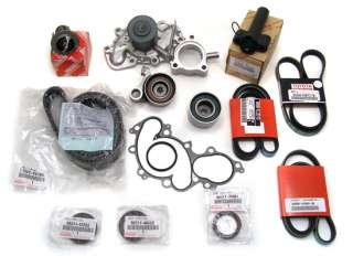 & WATER PUMP KIT Genuine & OEM Parts 4 Runner/Truck 3.4L V6