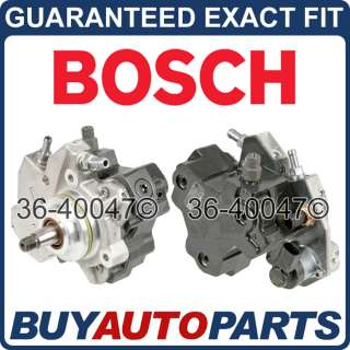 GENUINE BOSCH DIESEL INJECTOR PUMP MERCEDES DODGE 3.0L
