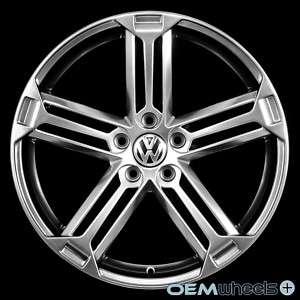 WHEELS FITS VW GOLF JETTA CC Eos GTI PASSAT AUDI A3 A6 RIMS