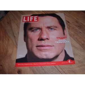 Life Magazine March 4, 2005 issue John Travolta: 2005 John Travolta