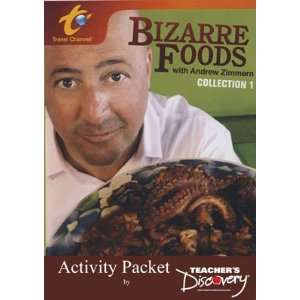 Bizarre Foods Vol 1 Spanish Activity Packet Teachers