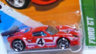 2012 Hot Wheels TH Treasure Hunt Regular Ford GT 4/15