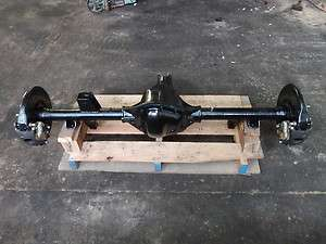 60 Disc Brake Rear Axle 4.56 Ratio Grizzly Locker TJ YJ XJ Jeep