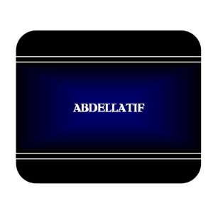 Personalized Name Gift   ABDELLATIF Mouse Pad: Everything Else