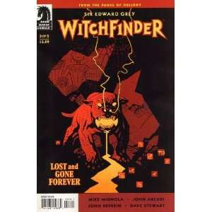 Sir Edward Grey Witchfinder Lost and Gone Forever #3: Mike