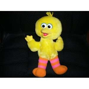 SESAME STREET  SHAKE AND GIGGLE BIG BIRD Toys & Games