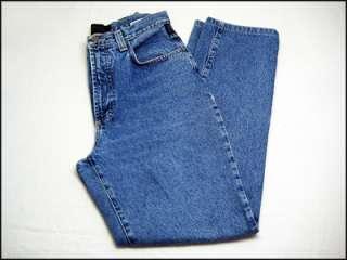 Excellent Womens High End Designer Versace Skinny Blue Jeans 30 x 28
