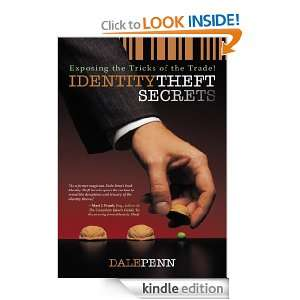 Identity Theft Secrets: Dale Penn:  Kindle Store