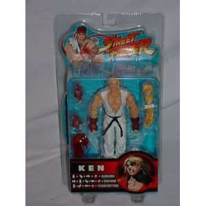 Street Fighter Series 3 2 Ken Toys & Games