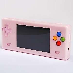Emulator Game Console Dingoo A320e Rmvb Avi Mp4 3D Player Video Games