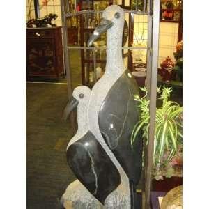 Stone Statue African Shona Art Sculpture Africa Artist